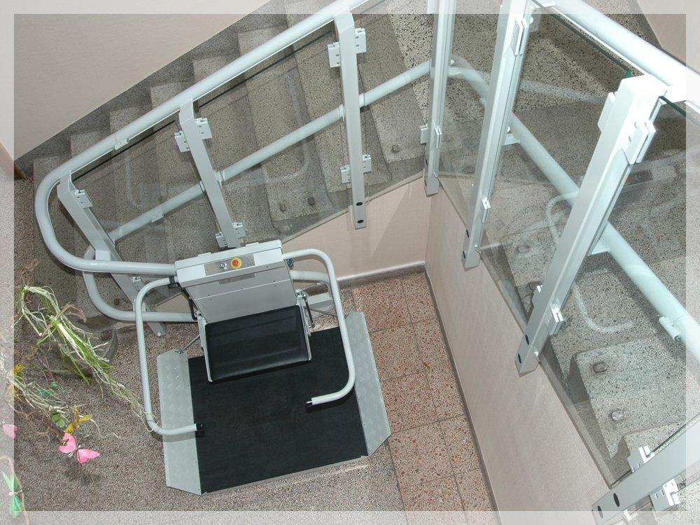 Rollstuhl-Lift von Lehner