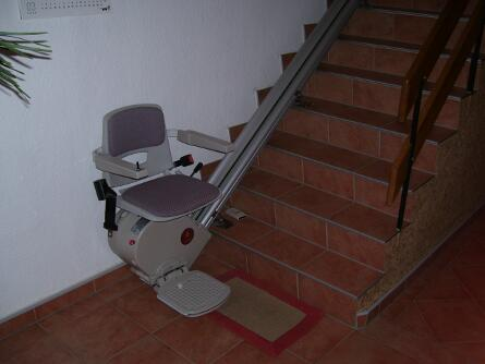 Treppenlift in Chemnitz