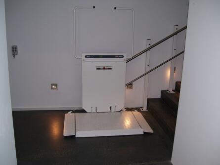 Plattform-Treppenlift